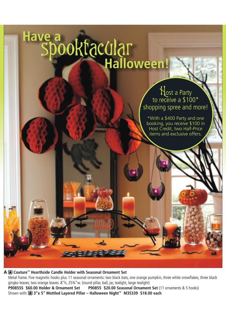 partylite halloween decorations shop online 247 at get your partylite collection for free
