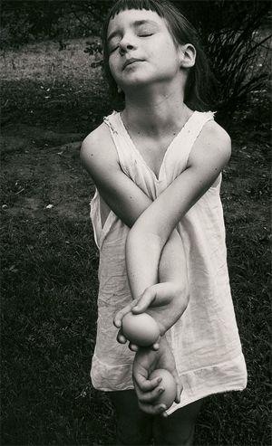 Nancy, Danville (Virginia), 1969 | Emmet Gowin