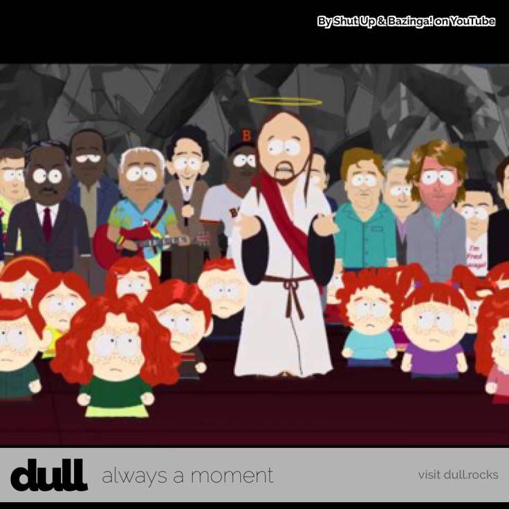 South Park 201 UNCENSORED Speech (HD) http://youtu.be/Ka3nKBR2mIU?utm_campaign=share&utm_medium=ios&utm_source=dull.rocks via http://dull.rocks