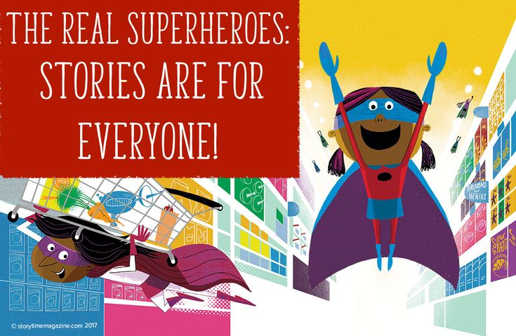 Stories should be for everyone! Find out why there's no such thing as stories for boys and stories for girls on our latest blog: http://www.storytimemagazine.com/news/making-storytime/why-stories-are-for-everyone/