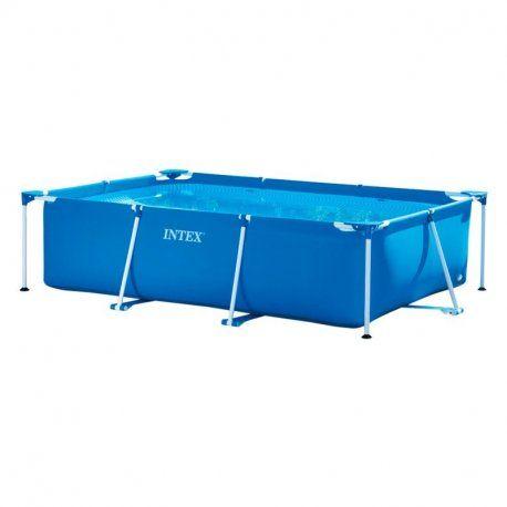 Piscina Intex Small Frame Familiar 300x200x75 cm referencia 28272. Calidad Piscinas Intex, lider en piscinas desmontables.