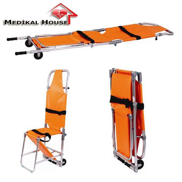 kombinasyon sedye merdiven sedyesi sandalye taşıma sedyeleri