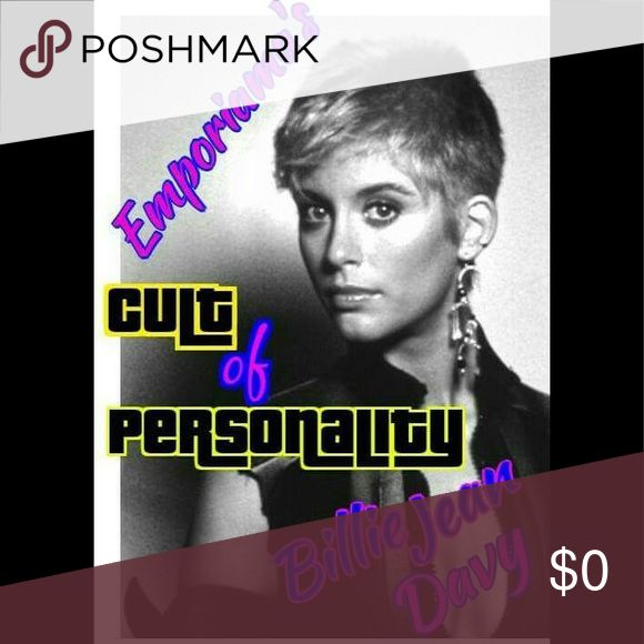 What Is Emporiama's Cult Of Personality? Introducing My Newest Concept! Emporiama's Cult of Personality!  We're Not Talking About Eva Peron, Che Guevara Or Status Quo.   At Emporiama's Cult Of Personality,  I Find Items, Characters & Stories From Music, Film, History & Just Everywhere That I Hope Will Inspire And Create Their Own Cults Of Personality!   Billie Jean's Collection Arrives January 15th!  Look Forward To Seeing Many Collections Of Items & Cults Of Personality!   For All Things…