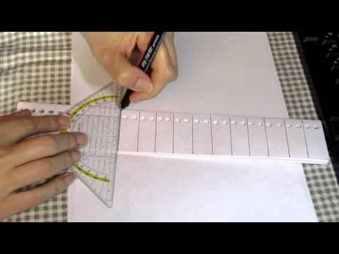 How to make homemade yarn holder - YouTube
