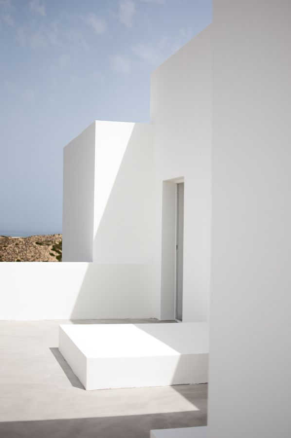 White on White - Valsassina Architects