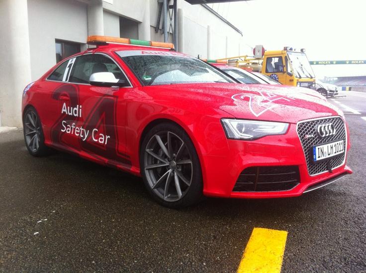 Le Mans Safety Car -   Audi RS5