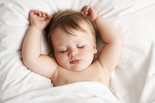 "Sleeping Baby - ""The Alpha Parent: Timeline of Baby and Toddler Sleep"""