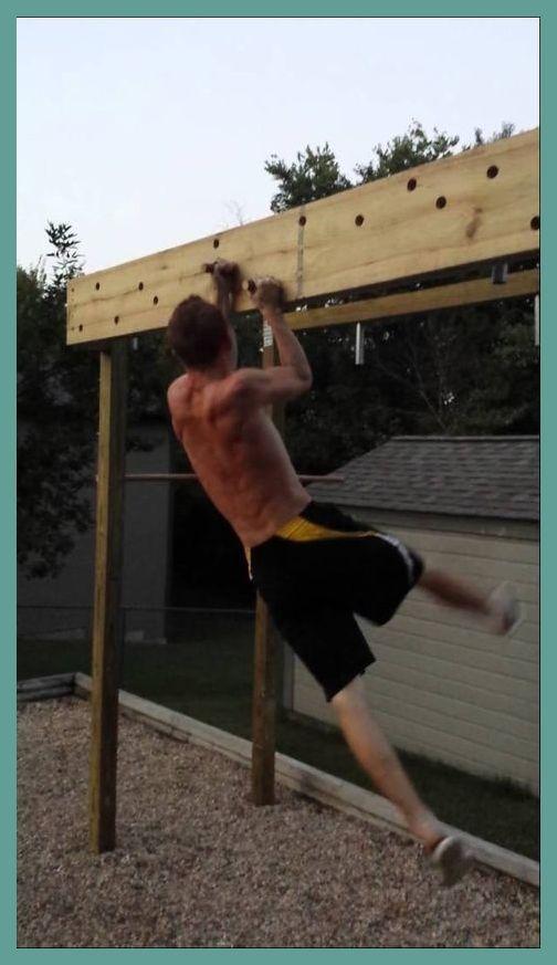 garage ninja warrior course – Google Search | Ectomorph Workout No Equipment | Ectomorph Musc…