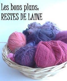 RESTES DE LAINE: Bons plans pour les utiliser