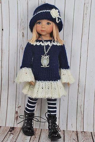 Удивительные человечные куклы Дианы Эффнер