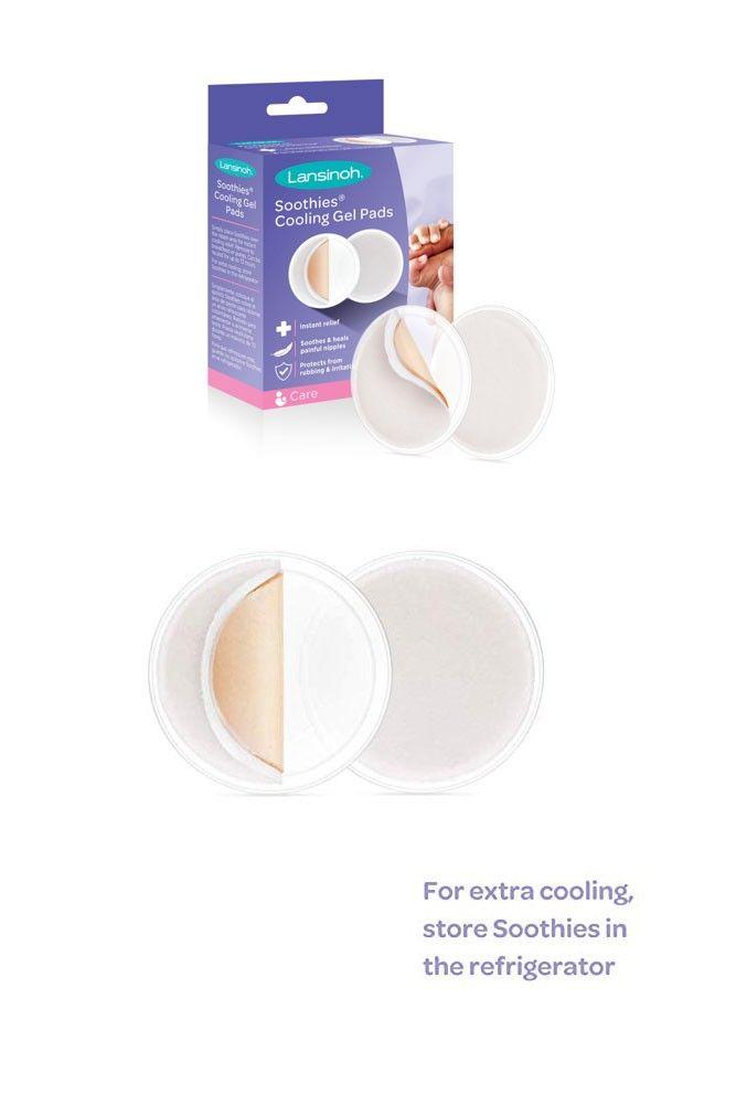 Soothies By Lansinoh Gel Pads Cooling Gel Pad Nursing Pads