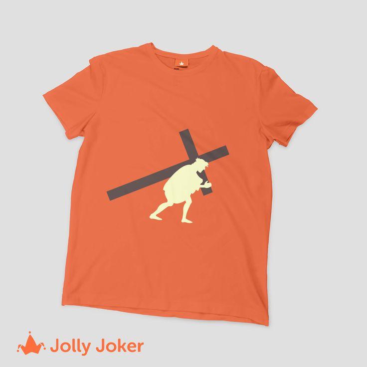 Vivir ese momento que tanto te gusta, al lado de tus amigos, tu familia y unas camisetas personalizadas cristianas