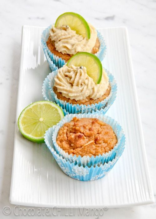 A lighter shade of paleo … Coconut Lime Paleo Cupcakes...seems like cheating