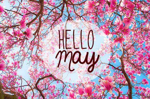 El pequeño mundo de Esti: ¡¡Bienvenido Mayo!!
