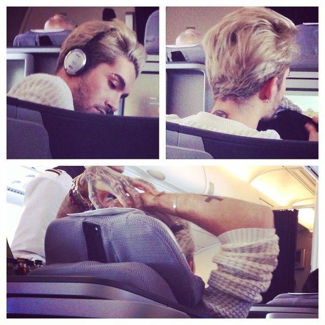 29.03.2015 Flight from Frankfurt to LA - 11085159 1430181010609021 712706658 n - Tokio Hotel CZ - Gallery - Photo Gallery