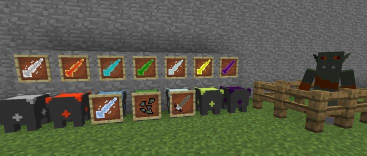 Download LoK : Soul Reaver Mod 1.13/1.12.2/1.11.2 - Mod based on LoK : Soul Reaver to bring a great franchise into the Minecraft World....