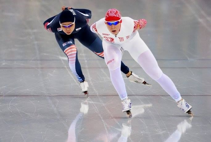 Speed skating 2014 Sochi Winter Olympics
