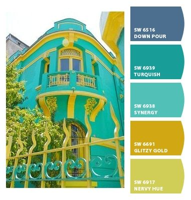 133 Best Images About I Love Color Palettes On Pinterest