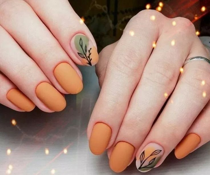 40+ Charming Winter Nail Art Design For Women Fashion