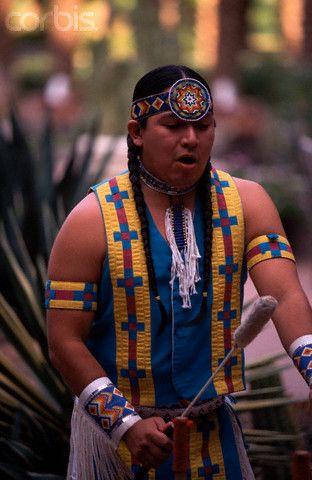 Choctaw men