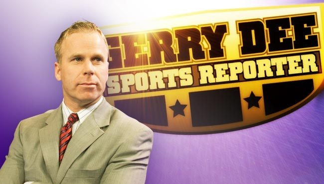 Gerry Dee Sports Reporter 113