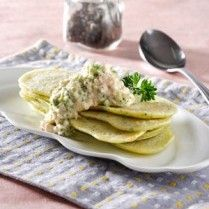 Brokolli pancake dippers ini bisa menjadi sajian yang sehat sekaligus nikmat.