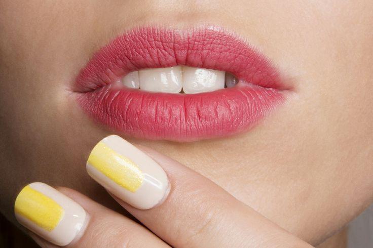 Manicure: trendy wiosna-lato 2014, Christian Siriano, fot. Imaxtree