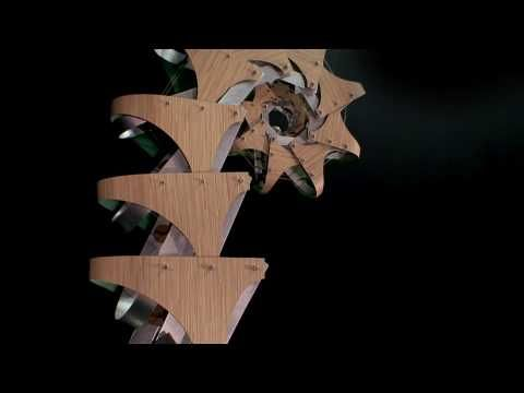 Best Kinetic Art Images On Pinterest Gears Kinetic Art And - Mechanical kinetic sculptures bob potts inspired animals