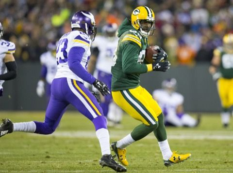 It's Official: James Jones Won't Be Back -- The Green Bay Packers have told James Jones that they do not plan to bring him back. That was expected. That they actually told him was unexpected.