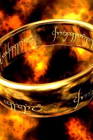ロードオブザリングの指輪☆