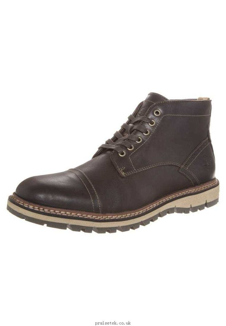 Timberland CHUKKA Lace-up boots brown TI112D013-O11 Men's Shoes 33157315