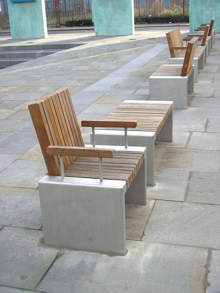 Inline Seats Ancoats Manchester Woodscape Bespoke