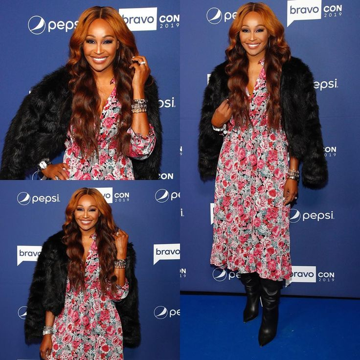 """Cynthia Bailey on Instagram """"Be the girl that decided to"""