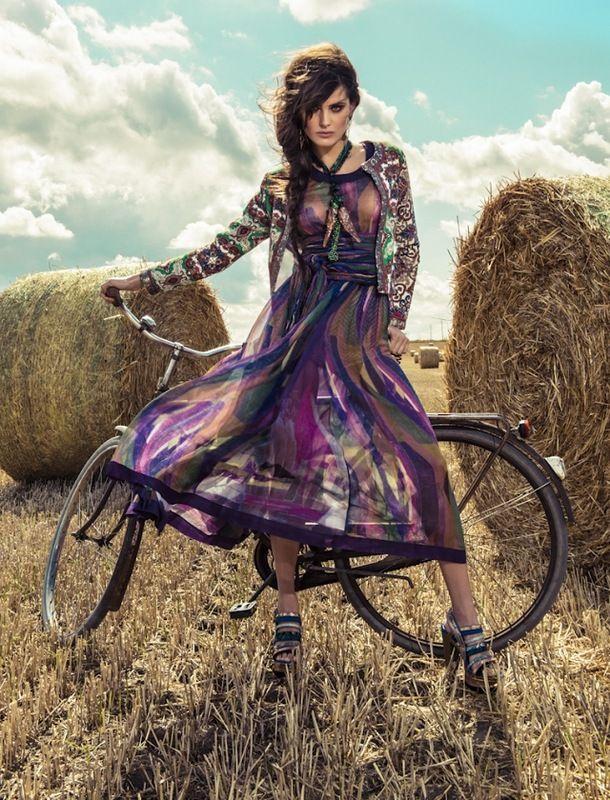 Изабели Фонтана (Isabeli Fontana) - Стили и модели