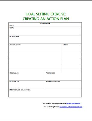 how to craft action plan for mumpreneur