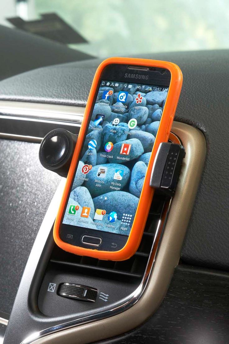 High Road Air Vent Phone Holder