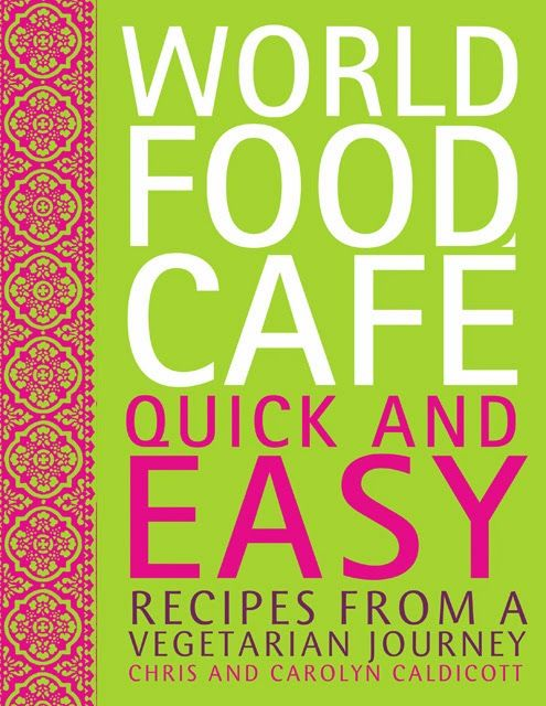 Book Review: World Food Cafe