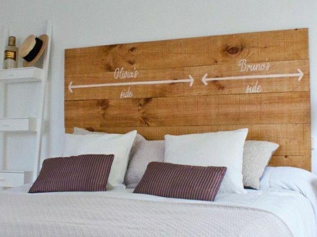 Vous cherchez des idées originales pour créer une jolie tête de lit ? Ne cherchez plus vois 35 idées très originales et supers deco.