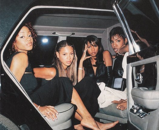 Destiny's child-back in the day