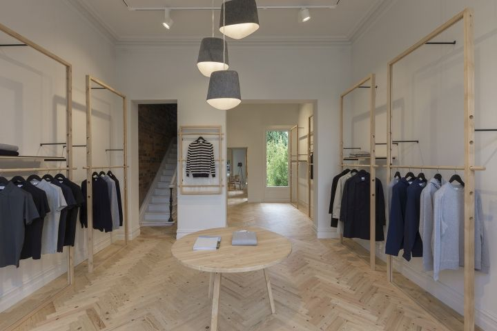Sunspel Store by Humphrey + Edwards, Melbourne – Australia
