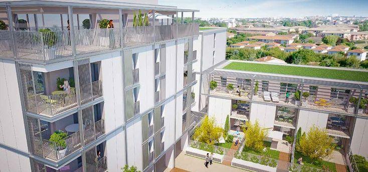 Réduisez vos impôts en investissant en Loi Pinel. Profitez d'un programme moderne et bien situé à Toulouse Métropole. Plus d'infos➡ https://www.valority.com/occitanie/programmes-immobiliers-beauzelle/1546-krypton