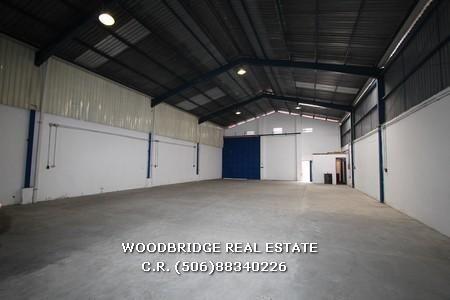Costa Rica warehouse rentals in San Jose, La Uruca San Jose warehouses for rent, commercial properties for rent Costa Rica San Jose