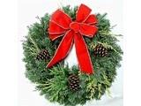 Kerstman & Rendier met Sleigh - traditionele - vakantie decoraties - door Horchow