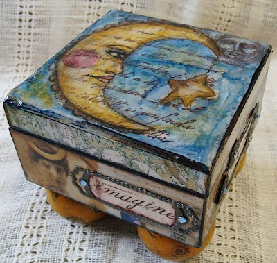 Diane Salter-wow love this box and she is talented!