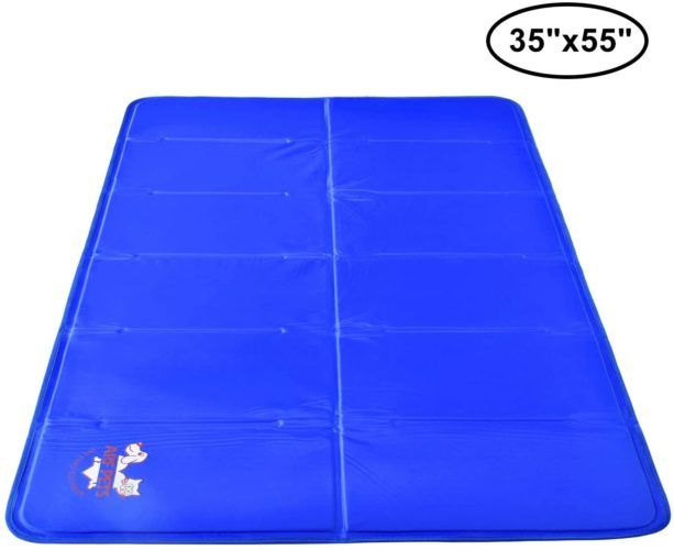Pin On Top 10 Best Cooling Pad For Dogs