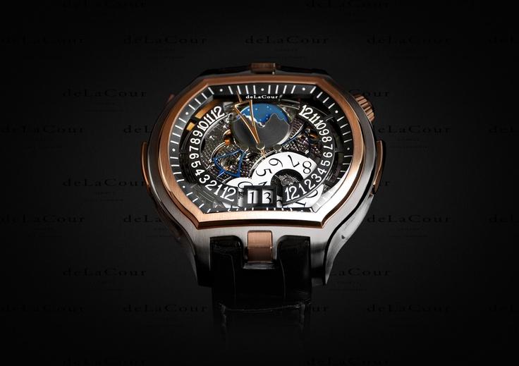 deLaCour Genève | Swiss Luxury Watches - deLaCour Watches