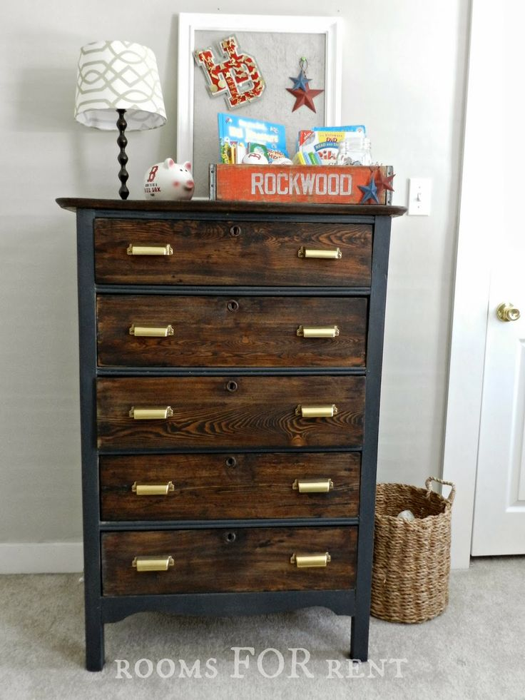 ~rooms FOR rent~: $5 Dresser Re-Do