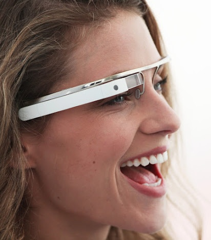 Óculos de realidade aumentadado Google. Eu quero!!!!!