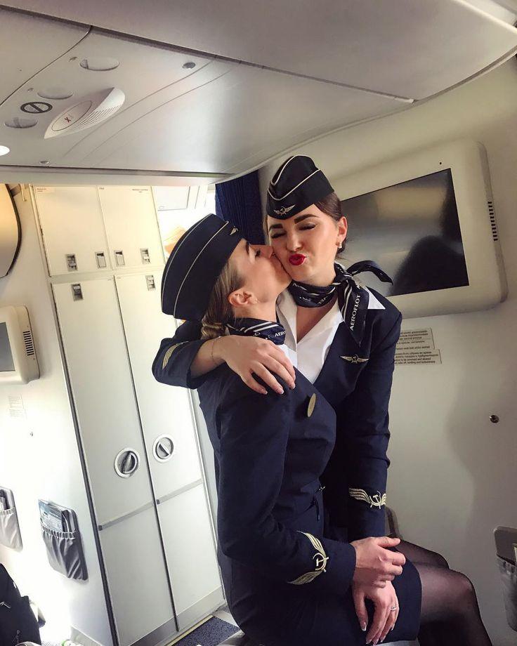 Flight attendant lesbians