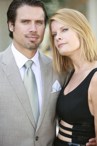 Phyllis Summers Newman & Nick Newman (Michelle Stafford & Joshua Morrow)